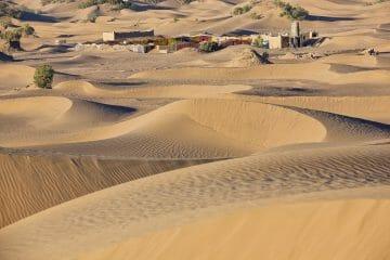 Desert Camp Camp el Mezouaria