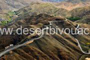 Tichka pass Desert Bivouac