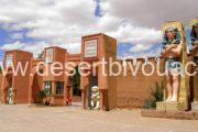 Atlas Desert Bivouac