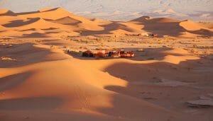 Desert Bivouac Chegaga Dunes