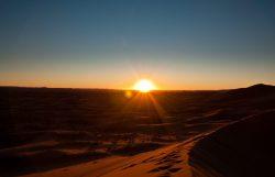 Desert Bivouac