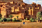 Ait ben Hadou Desert Bivouac