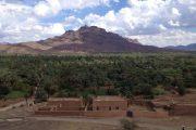 Valee Draa Desert Bivouac