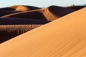 Desert Bivouac Sandboarding