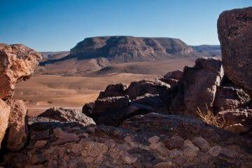 New year Desert Bivouac