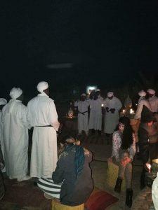Oudejaarsavond in Zuid Marokko
