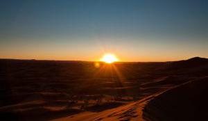 Oud en nieuw in de woestijn, nieuwjaar in Zuid Marokko