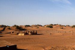 Desertbivouac