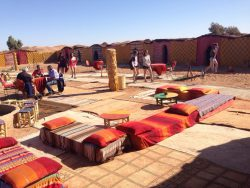 Desert Bivouac El Mezouaria