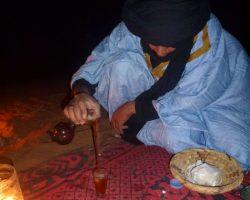 Tea desert Bivouac