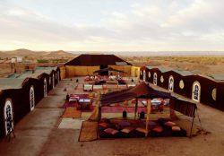 Desert Bivouac Camp Chegaga