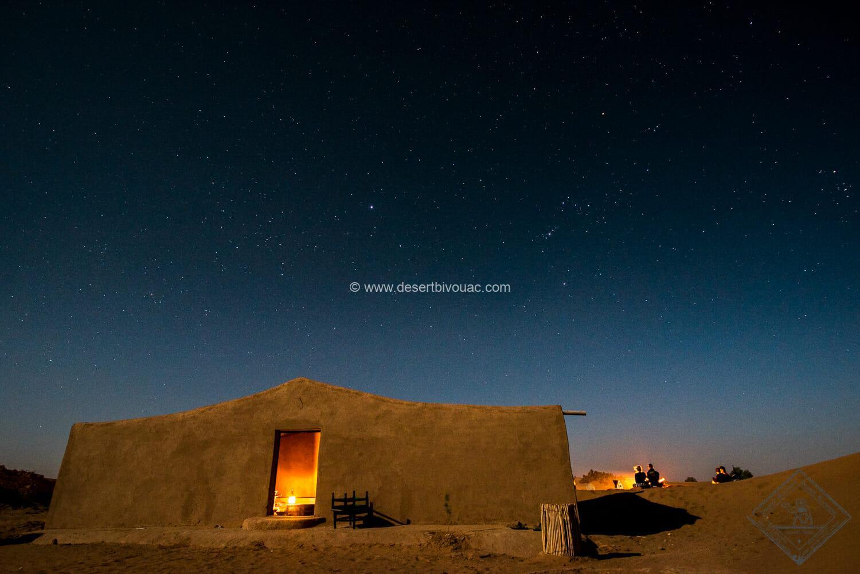 Desert Bivouac Camp