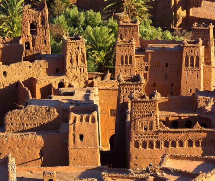 Desert Bivouac Kasbah