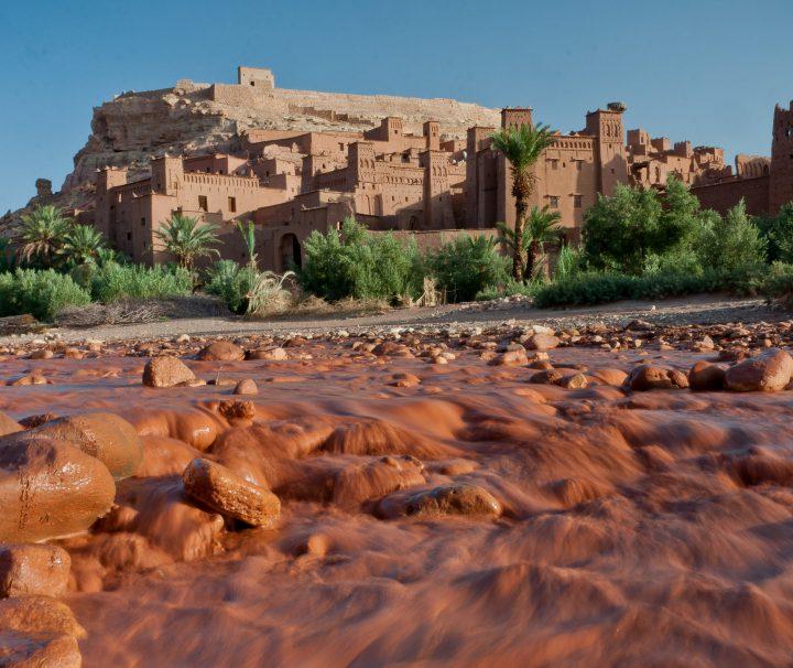 Ouarzazate Desert Bivouac